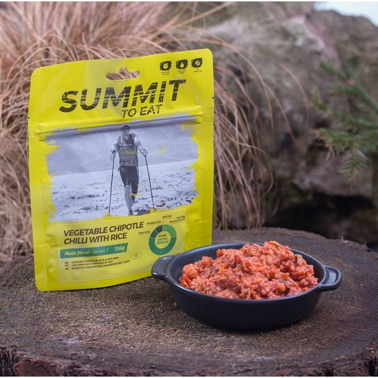 Summit To Eat vegetarijanska jalapeno z riž 805100
