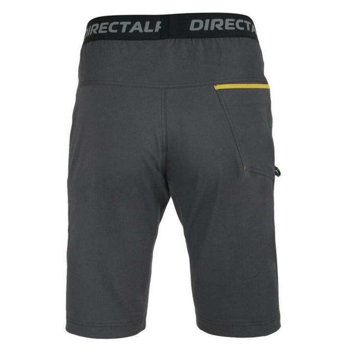kratke hlače Direct Alpine Solo antracit / kamela
