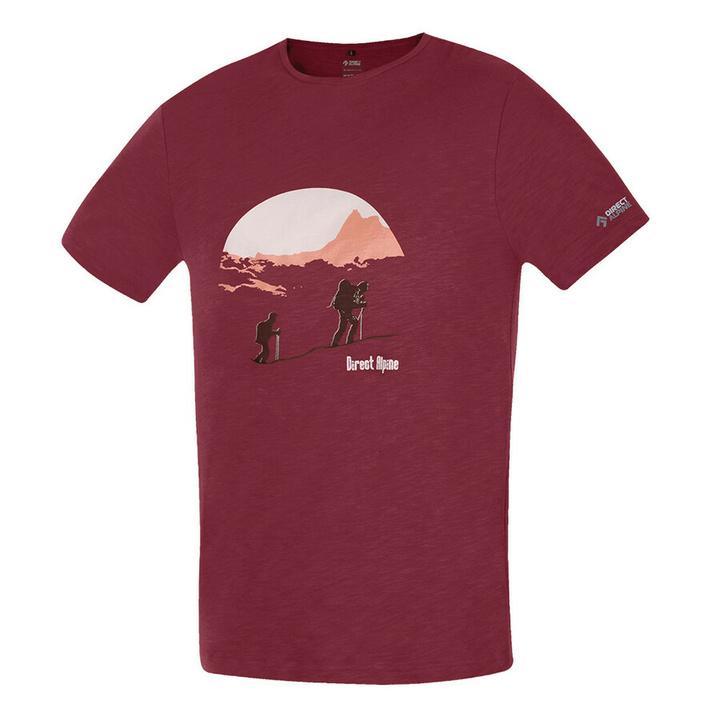 Majica Direct Alpine Bosco palisander (vzpon)