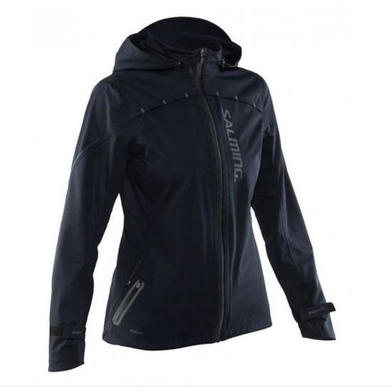 jakna Salming Abisko dež Jacket ženske črna