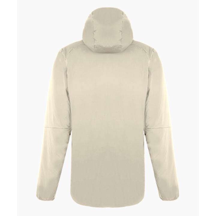 Zimska ženska jakna Salewa Ortles Tirolska Odziven stretch s kapuco ovsena kaša 28248-7260