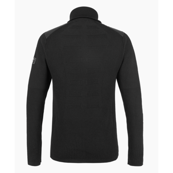 Moška majica Salewa Sella Merino črna ven 28271-0910