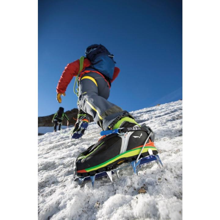 Dereze Salewa Alpinist Alu Kombinirano jeklo modra 812-0999