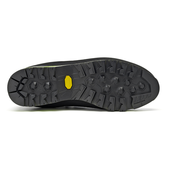 moški čevlji Asolo Corax GV Črno / Zelena Lime/A561