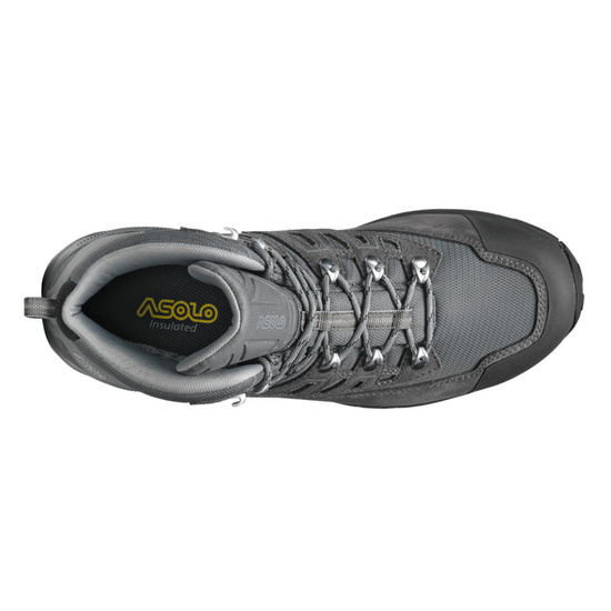 moški zima čevlji Asolo Narvik GV MM grafit / dimljen grey/A937
