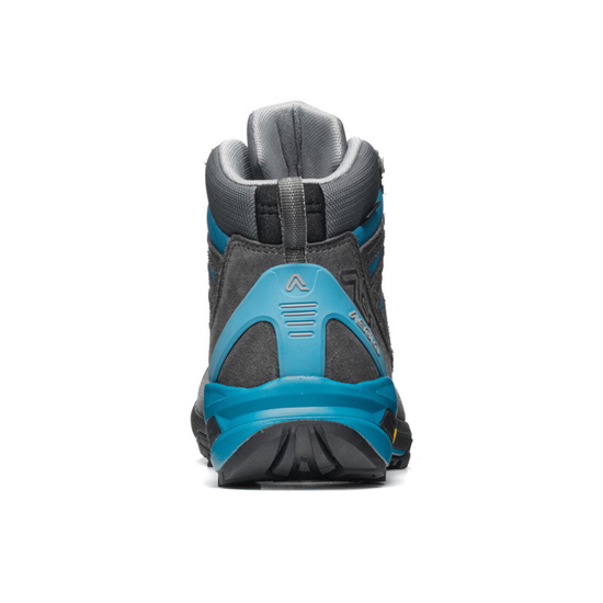 ženske zima čevlji Asolo Narvik GV ML smoky sivo / modra moon/A935