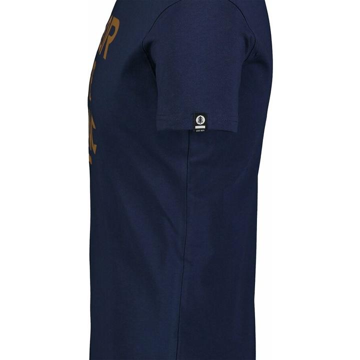 Moška bombažna majica Nordblanc OBDOBNO modra NBSMT7258_TEM