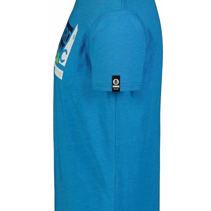 Moška bombažna majica Nordblanc WAL LON blue NBSMT7391_AZR