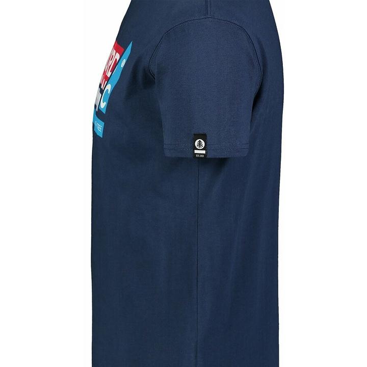 Moška bombažna majica Nordblanc WAL LON blue NBSMT7391_MOB