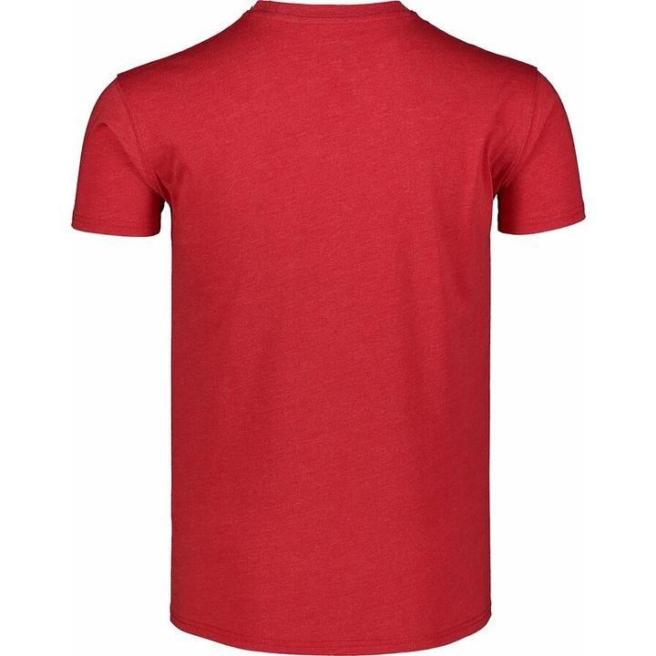 Moška bombažna majica Nordblanc WAL LON Črna NBSMT7391_CRN