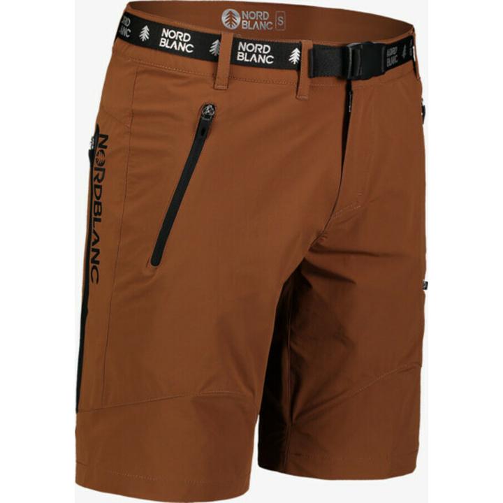 moški na prostem kratke hlače Nordblanc Buckle NBSPM7410_HDU