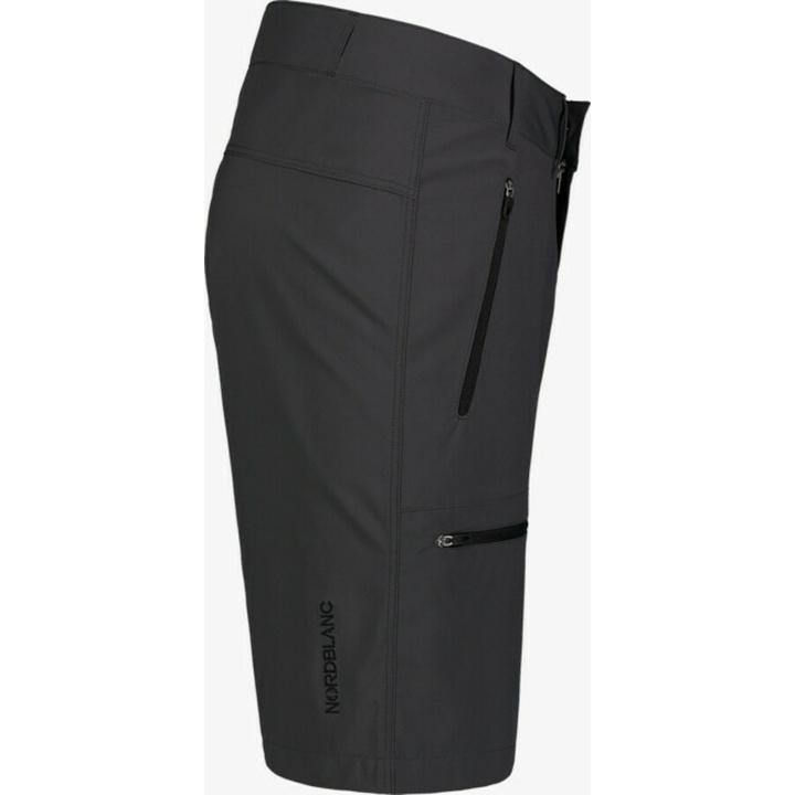 Moške kratke hlače za na prostem Nordblanc Easy-going NBSPM7415_GRA