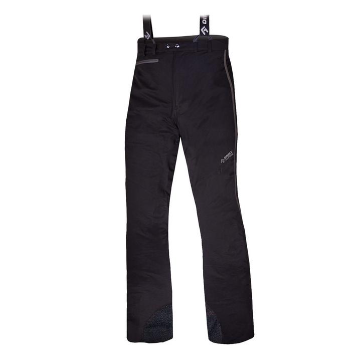 Vodoodporen moške hlače Direct Alpine Midi kratek črna