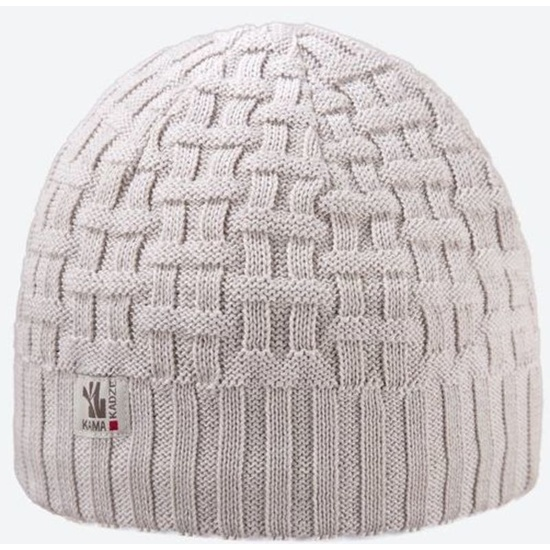 pletene Merino klobuk Kama A112 112