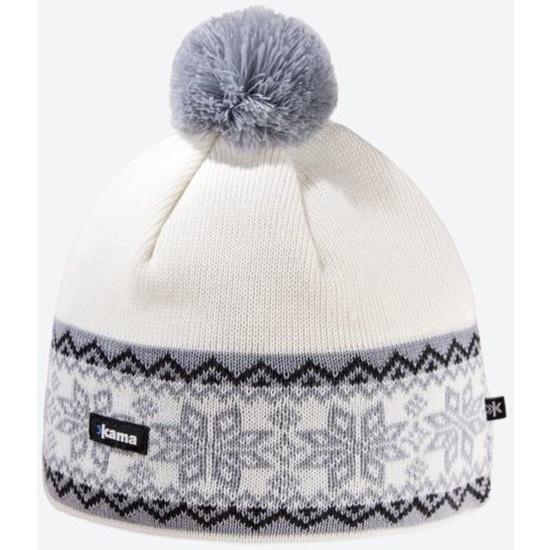 pletene Merino klobuk Kama A116 101
