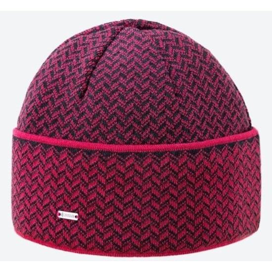 pletene Merino klobuk Kama A120 114