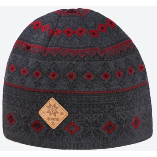 pletene Merino klobuk Kama A142 111