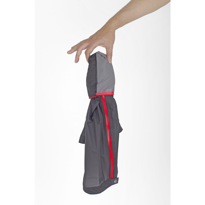 Nepremočljive hlače Direct Alpine Cyclone black/brick