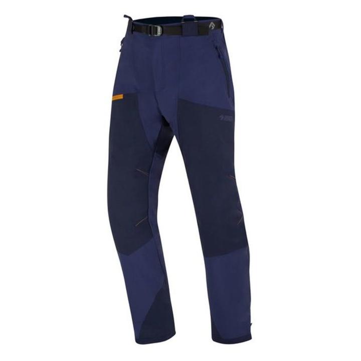 hlače Direct Alpine Mountainer tech indigo / karamela