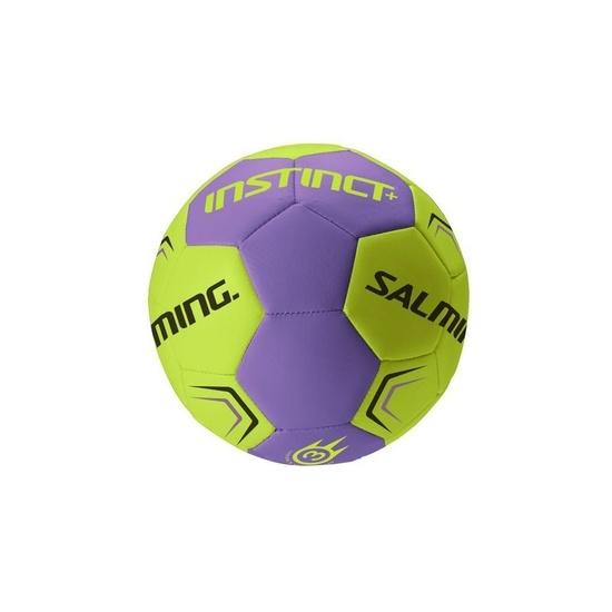 rokomet žoga SALMING Instinct plus Rokomet Vijolična / SafetyYellow