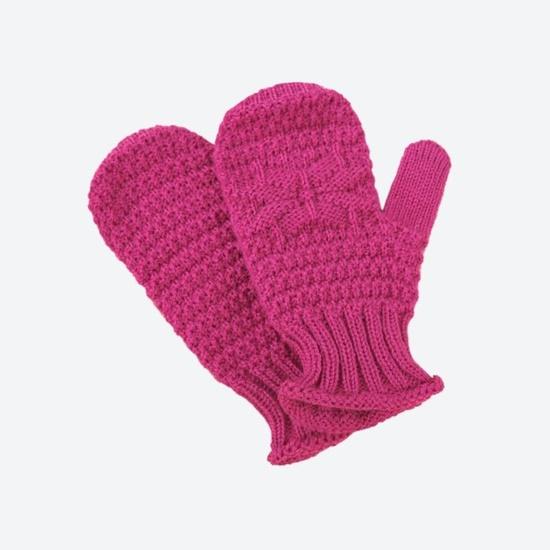 Otroci pletena Merino rokavice Kama RB206 114