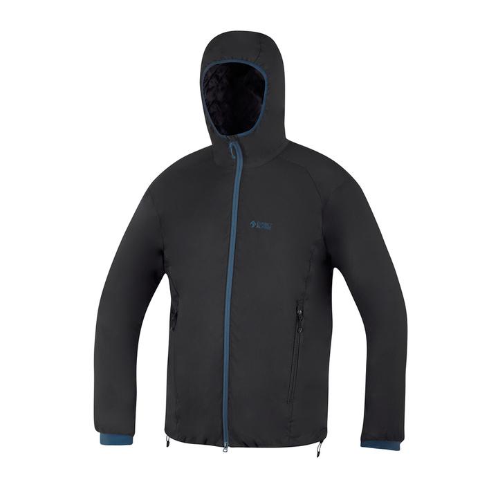 jakna Direct Alpine pero Uniq črna / bencin