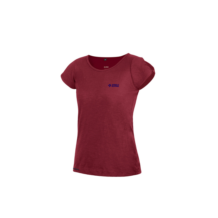 Majica Direct Alpine Yoga Lady rosewood