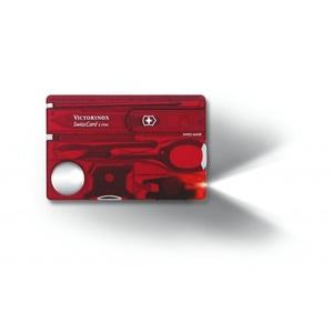 nož Victorinox SwissCard Lite 0.7300.T, Victorinox