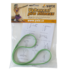 gumi fitnes 'O' srednji zelena pakiranje 50 ks, Yate