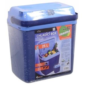 hlajenje box z ogrevanje kompas 25l BLUE 230/12V prikaz z temperatura, Compass