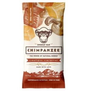 CHIMPANZEE BOX ENERGY BAR Cashew Karamel 20ks, CHIMPANZEE