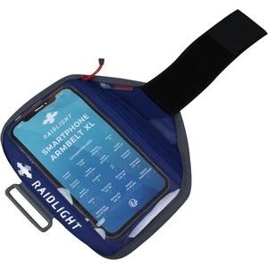 stanovanja na mobilni telefon Raidlight pametni telefon Armbelt XL Dark modra, Raidlight