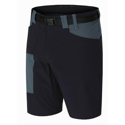 Kratke hlače HANNAH Verne antracit / temna skrilavca