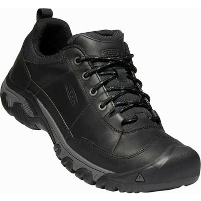 Čevlji Keen TARGHEE III Oxford Moški črna/magnet, Keen