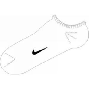 nogavice Nike gleženj femme Pink SX1430-152, Nike