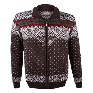 pulover Kama L138 113 rjava, Kama