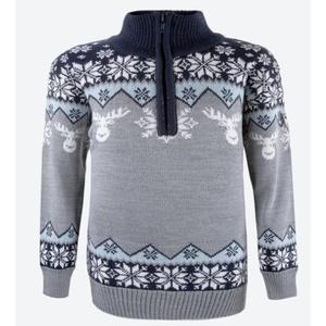 Otroški Merino pulover Kama 1012 108, Kama