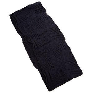 pletene kravata Kama S20 111 temno siva, Kama