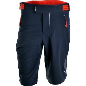moški MTB hlače Silvini TALFER MP1015 navy-oranžna, Silvini