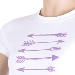 ženske majica Sensor COOLMAX FRESH PT puščice belci 17100035, Sensor