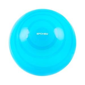 gimnastična žoga Spokey fitball FLEX 75 cm z črpalka turkizna, Spokey