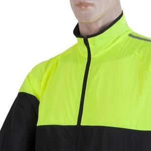 moški jakna Sensor NEON black / yellow refleks 17100115, Sensor