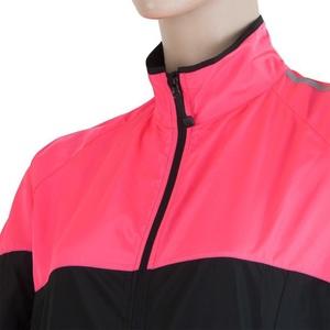 dame jakna Sensor NEON black / pink refleks 17100116, Sensor