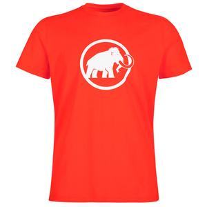 moški majica Mammut logo Majica moški (1017-07295) začinjen