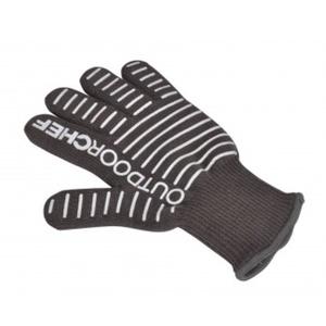 silikon žar rokavice Outdoorchef črna, OutdoorChef