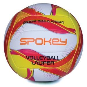 odbojka žoga Spokey Laufer bela-rdeča-rumena, Spokey