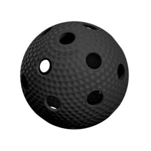 floorball balon Salming Aero plus Ball črna, Salming