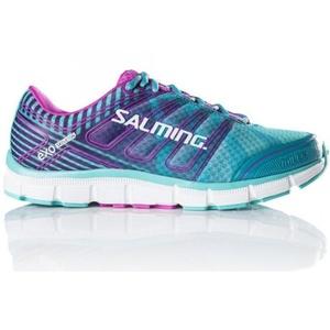Boty Salming Miles ženske keramični Zelena / Azaleja Pink, Salming