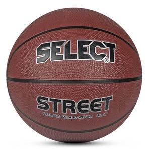 košarka žoga Select Košarka Street rjava, Select
