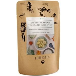 hrana Forestia SRedozemlje zelenjava zamrznjen riž (z grelec), Forestia